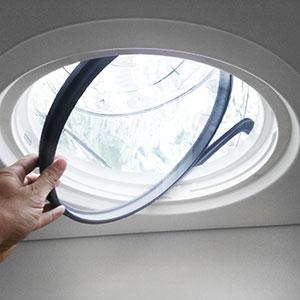 Chytré řešení pro zateplení světlovodu VELUX